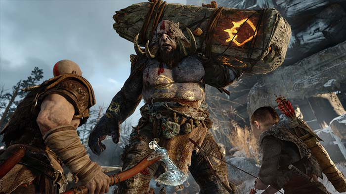god of war 4 pc cracked - cpygames.com