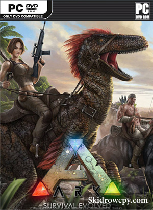 ARK-Survival-Evolved-dvd-pc