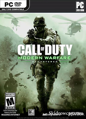 CALL-OF-DUTY-MODERN-WARFAR-REMASTERED-PC-DVD