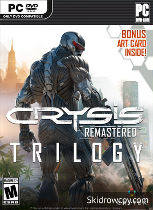 CRYSIS REMASTERED TRILOGY CPY