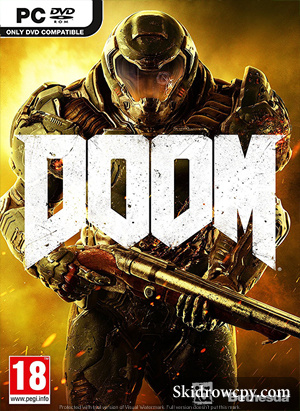 DOOM-4-DVD-PC