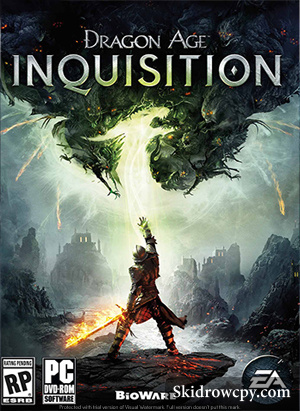DRAGON-AGE-INQUISITION -DVD-PC