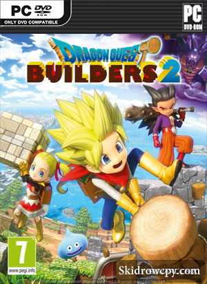 Dragon Quest Builders 2 SKIDROWDragon Quest Builders 2 SKIDROW