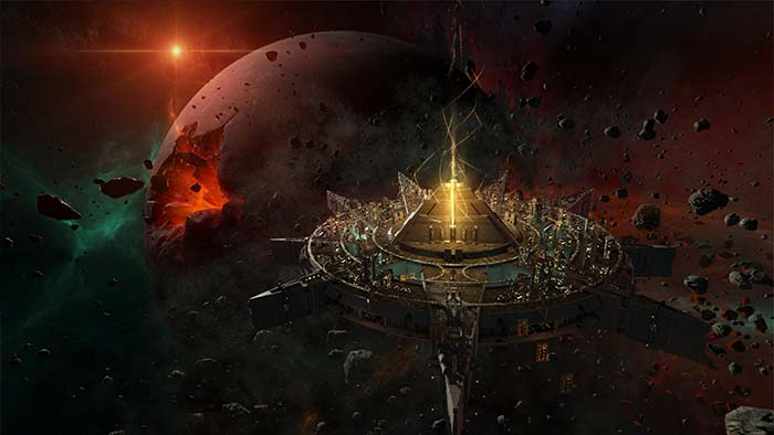 Endless Space 2 Vaulters-CODEX