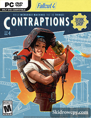 FALLOUT-4-CONTRAPTIONS-WORKSHOP-DVD-PC