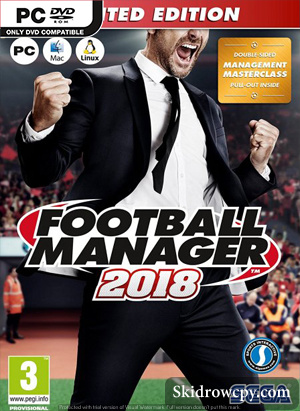FOOTBALL-MANAGER-2018-DVD-PC
