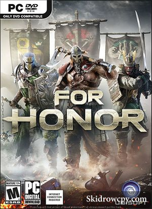 FOR-HONOR-DVD-PC