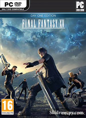 Final-Fantasy-XV-dvd-pc
