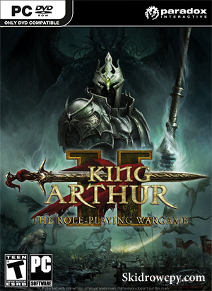 KING-ARTHUR-II-THE-ROLE-PLAYING-WARGAME-DVD-PC
