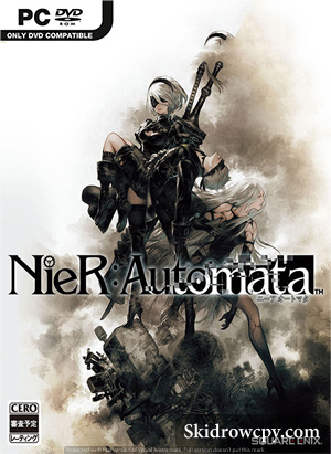 NIER-AUTOMATA-DVD-PC