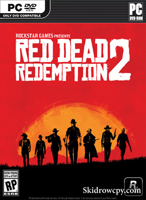 Red-Dead-Redemption-2-dvd-pc