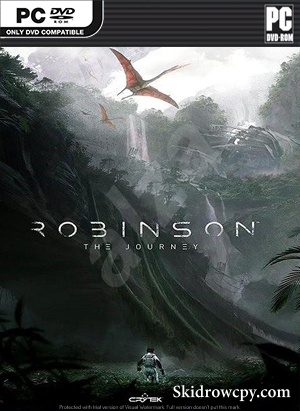 Robinson-The-Journey-dvd-pc