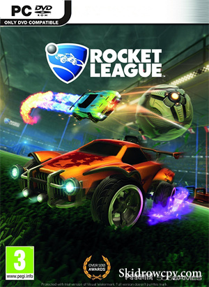 Rocket-League-pc-dvd