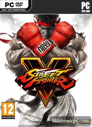STREET-FIGHTER-V-DVD-PC