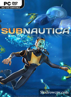 SUBNAUTICA-DVD-PC