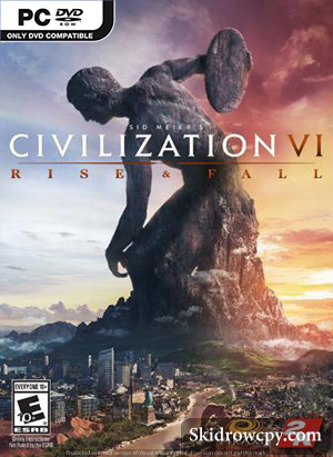 Sid Meiers-Civilization-VI-Rise-and-Fall-dvd-pc