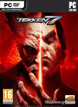 TEKKEN-7-DVD-PC