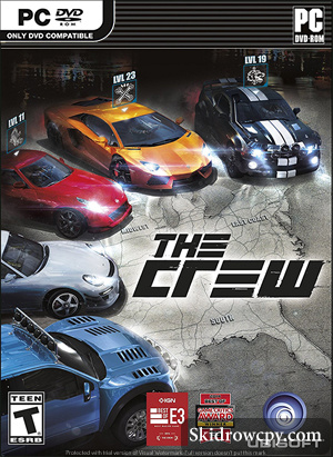 The-Crew-pc-Skidorw-cpy-DVD