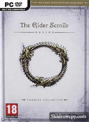 The-Elder-Scrolls-Online-Tamriel-Unlimited-dvd-pc