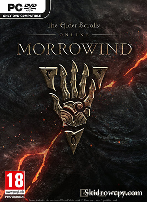The-Elder-Scrolls-Online-Morrowind-dvd-pc