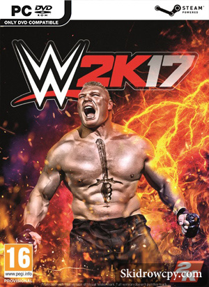 WWE-2K17-PC-DVD