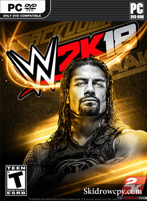 WWE-2K18-DVD-PC