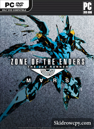 ZONE OF THE ENDERS THE 2ND RUNNER M∀RS SKIDROW 1